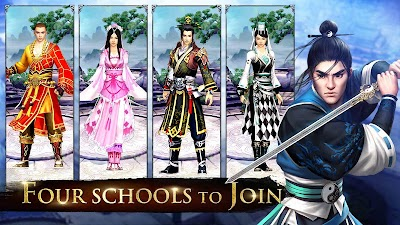 Age of Wushu Dynasty Beta- screenshot
