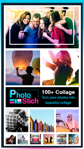 Photo Stitch - Collage Maker Screenshot