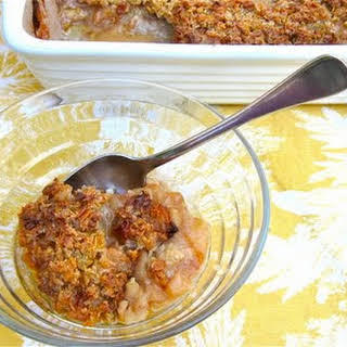 Sugar Free Apple Crisp Oats Recipes.