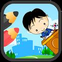 한글대통령-어린이한글,한글공부,낱말카드,맞춤법,키즈 icon