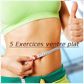 5 Exercices ventre plat