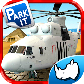 Парковка Вертолета 3D
