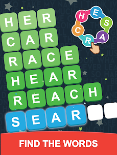 Word Search: Unscramble words 6
