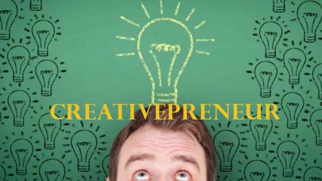 menjadi seorang creativepreneur