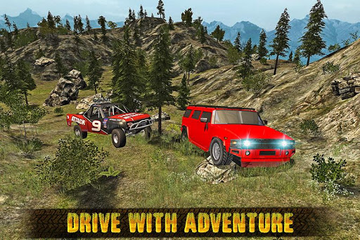 4x4 Offroad Driving Adventure