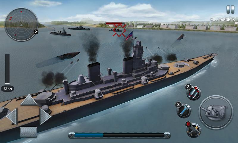 Ships of Battle : The Pacific Screenshot