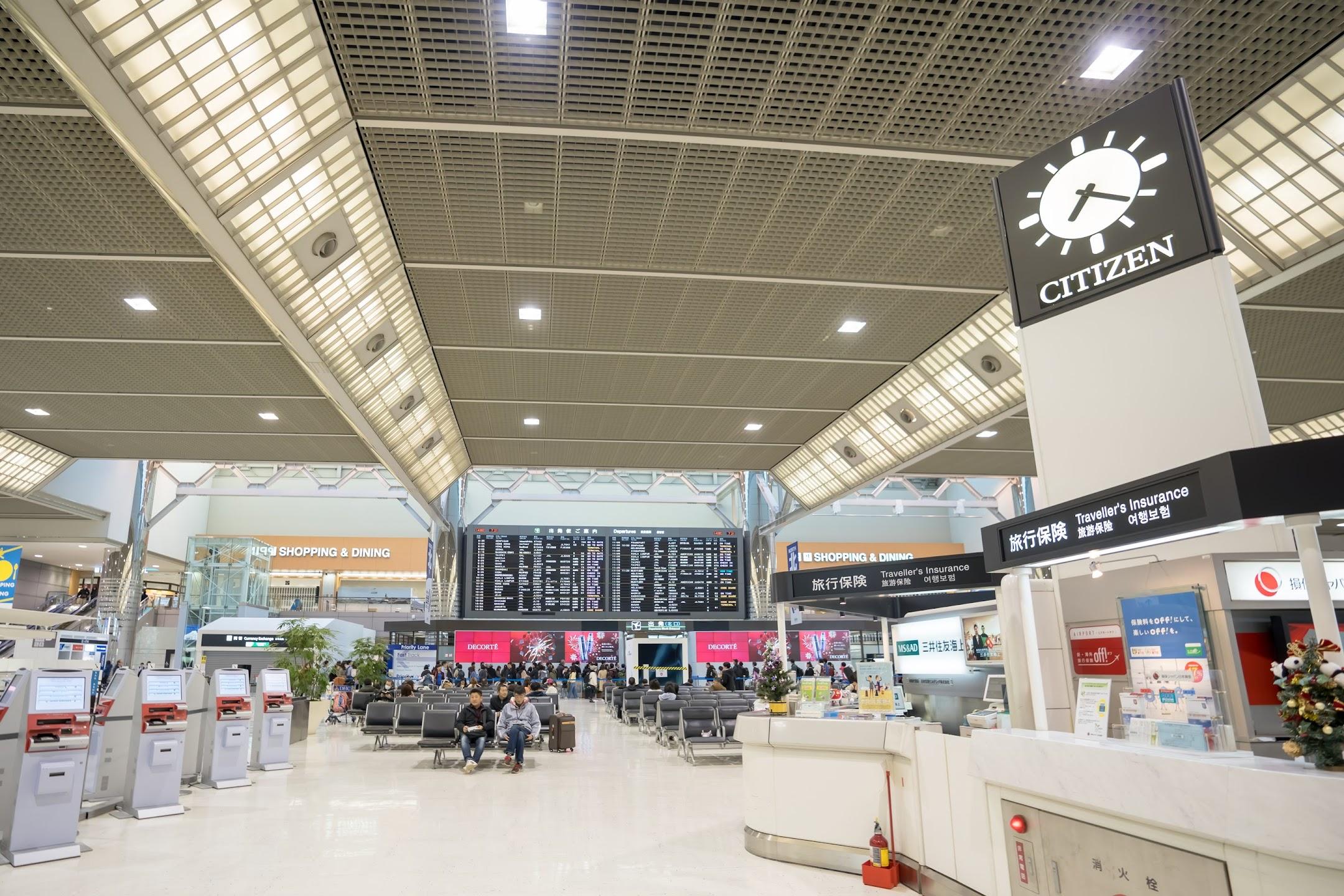Narita International Airport1