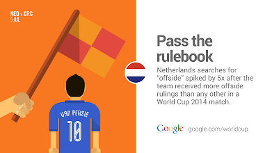 Photo: Breaking rules and winning hearts. #GoogleTrends http://goo.gl/Fxad0A