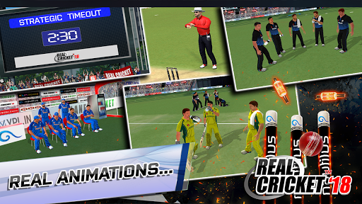 Real Cricketu2122 18 1.8 screenshots 2