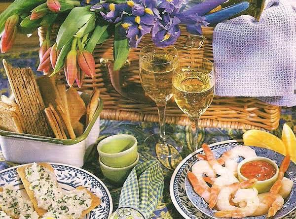 Romantic Dinner Basket Recipe