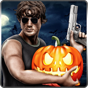 Robbery Halloween Crime City icon do Jogo