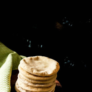 Home made Whole Wheat Pita Bread