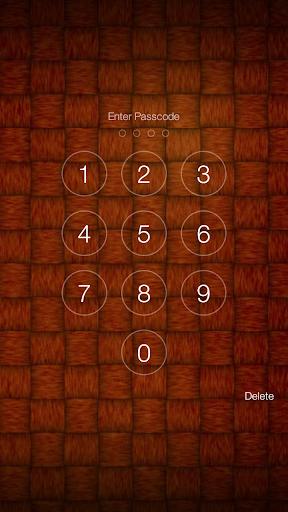 Pin Lock Screen 6.4 screenshots 8