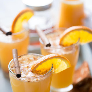 Citrus & Cinnamon Ginger Beer