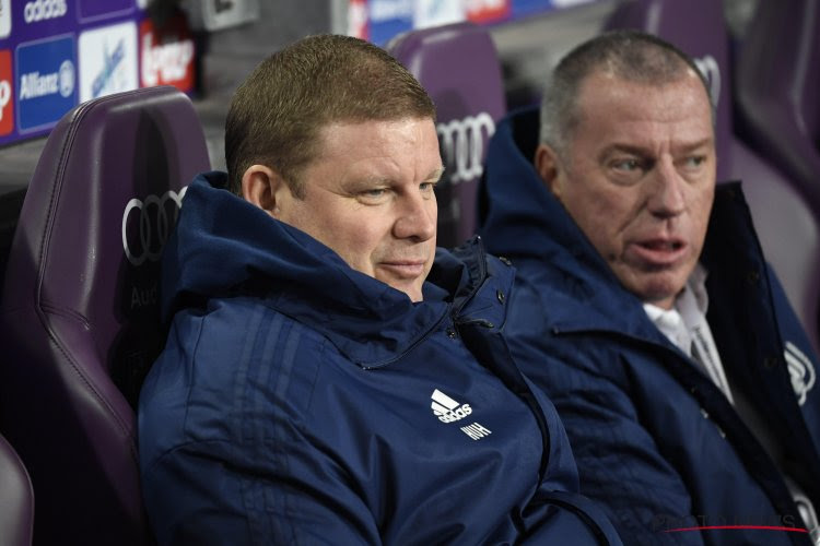 Advocaat a refusé Feyenoord, la voie ouverte pour Vanhaezebrouck?