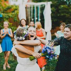 Wedding photographer Oksana Fedorova (okfedorova). Photo of 18.05.2016