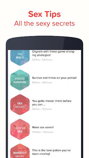 Eve Period Tracker - Love, Sex & Relationships App 3.8.2 Screenshots 3