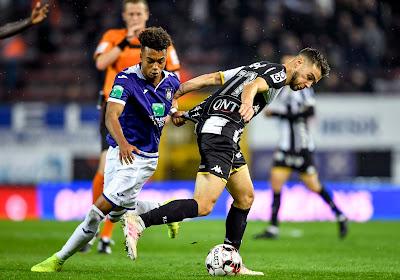 Anderlecht-Genk: la sélection du Sporting