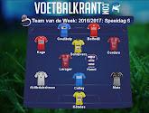 Heel wat verschillende ploegen deze week vertegenwoordigd in ons elftal!