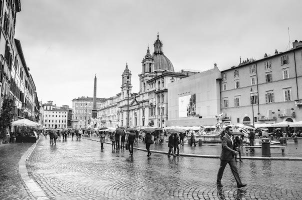 Piazza Navona - Roma  di Daniela Denaro