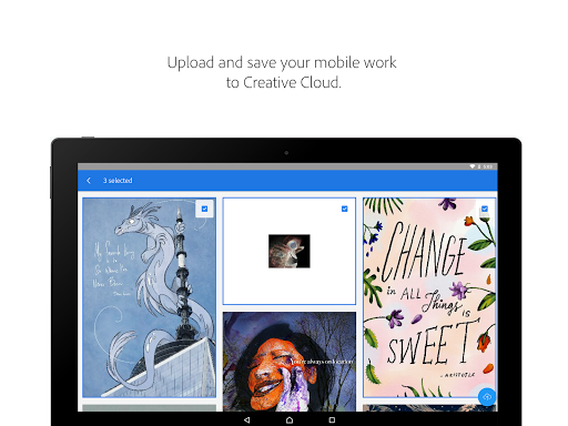 Adobe Creative Cloud 4.8.1 Apk for Android 17