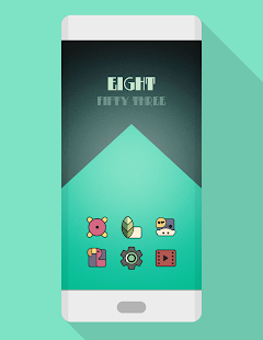 DARKMATTER VINTAGE - ICON PACK- screenshot thumbnail