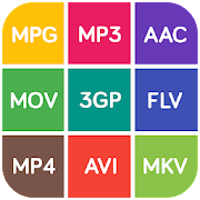 video converter to mp3 and mp4 hd avi,3gp,avi,mkv