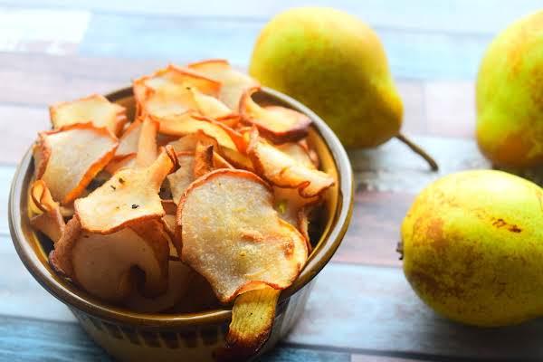 Pear Crisps Recipe