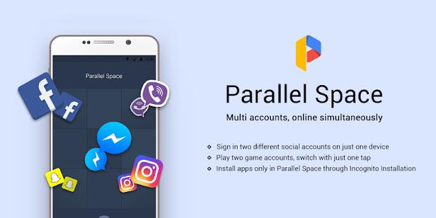Parallel Space-Multi Accounts Screenshot 4