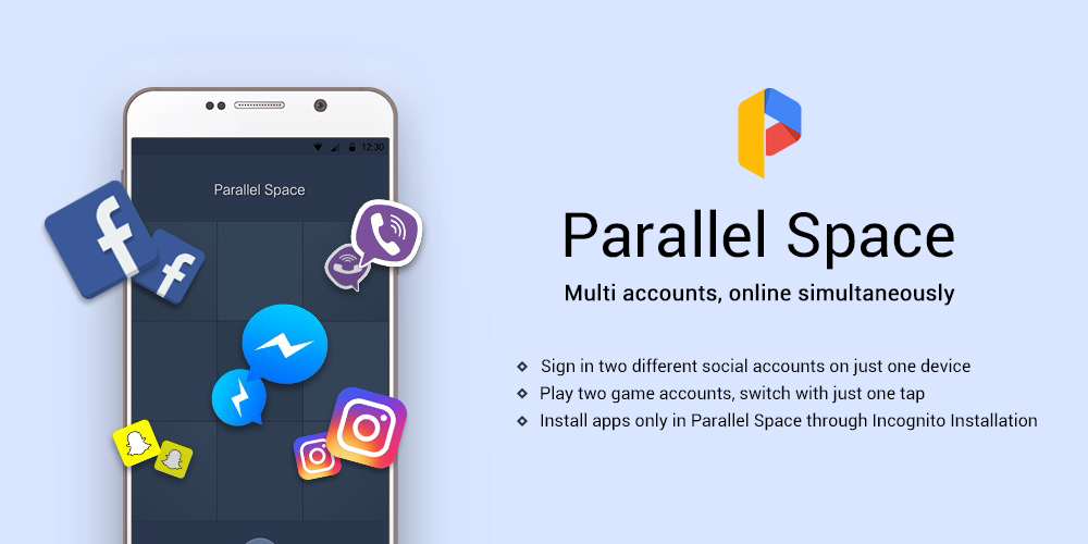 parallel space android