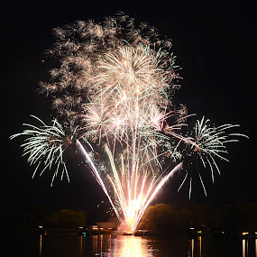 by Katie Schmitt - Abstract Fire & Fireworks ( pwcfireworks,  )