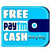 Free Paytm Cash Everyday