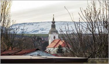 Photo: Turda - Str. Salinelor, vedere Biserica Reformata di Turda Noua - 2019.02.13