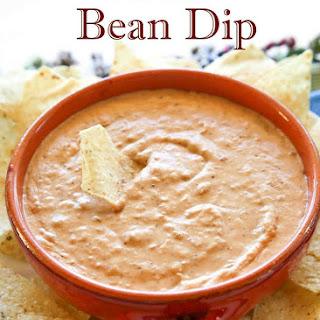 The Best Bean Dip Recipe