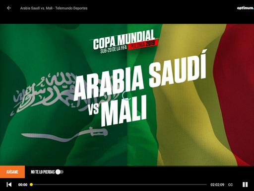 Telemundo Deportes - En Vivo screenshot 13