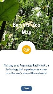 Burgers' Zoo Map 2