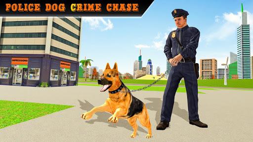Police Dog Game, Criminals Investigate Duty 2020 1.0 screenshots 4