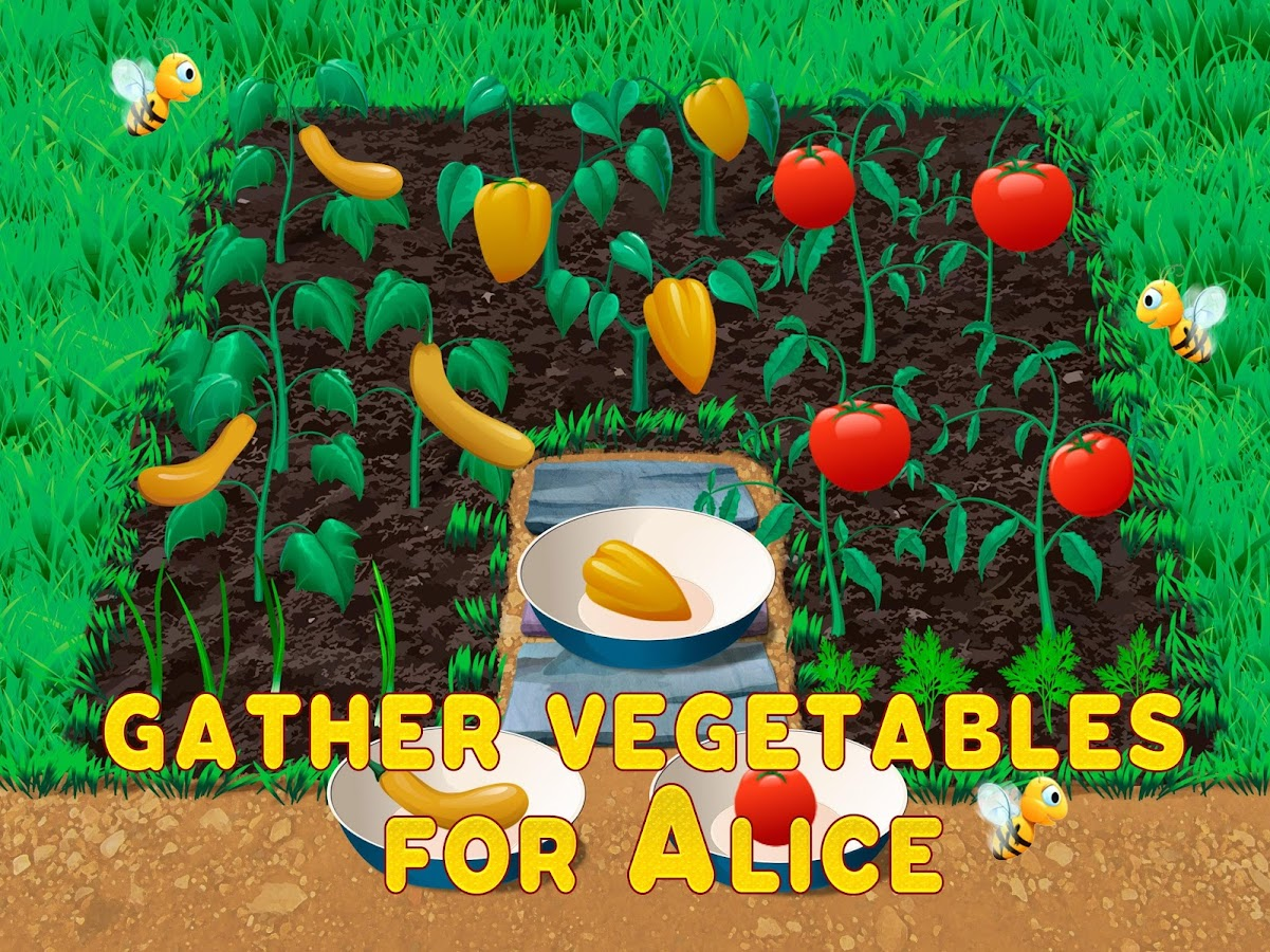 pretty alice in backyard android apps on google play