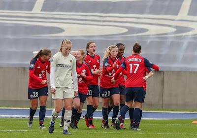 Lille wint de bekermatch tegen Metz en gaat door naar de kwartfinales van de beker van Frankrijk