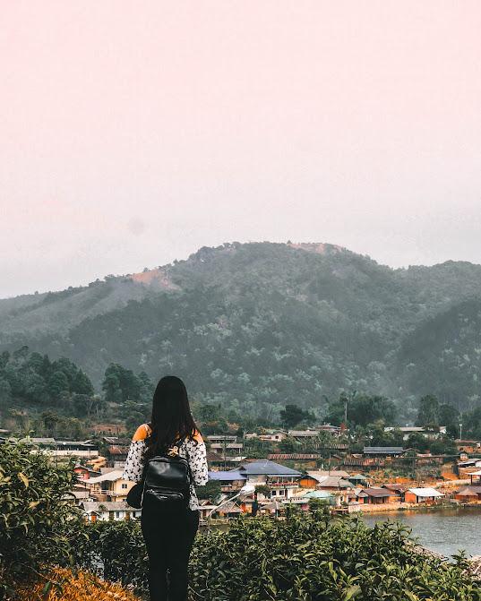 Ban Rak Thai Chinese Village in Mae Hong Son