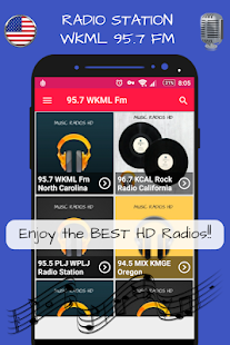 95 7 WKML Fm North Carolina Radio Stations Live HD – Google