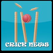 Crick News - Find best cricket news online.
