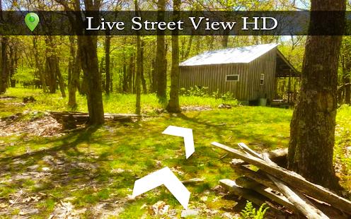 Live Street View-GPS Maps Navigation & Track Place - náhled