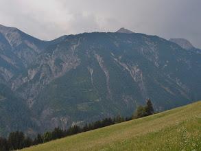 Photo: Lienzer Dolomieten.