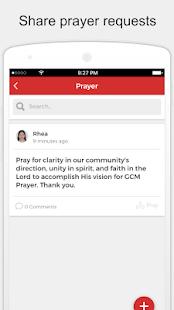 GCM Prayer - náhled
