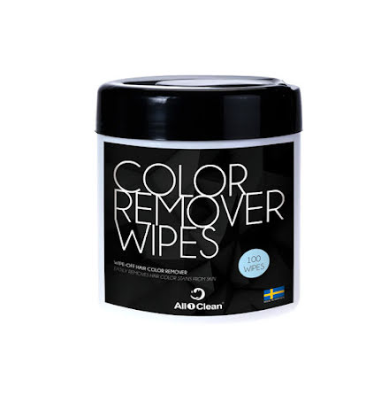 Hair color remover wipes 100pc