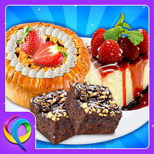 Dessert Food Maker - Sweet Desserts Food Cooking