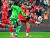 """Sakala a cru jusqu'au bout qu'Ostende allait battre le Standard : """"Nous aurions pu quasi être sauvés"""""""
