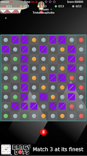 Bangy Dots - A Match 3 Game- screenshot thumbnail