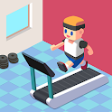 Idle Gym Tycoon icon